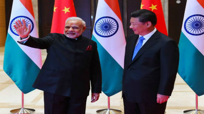 Modi-led India was always bad news for China. Now, the dragon is behaving as if it's under-fire!