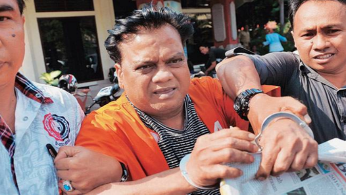"Chhota Rajan, a.k.a ""Nana"", could arrive at Arthur Road Jail any day now… he would be in Dawood sharpshooter's crosshairs, for sure!"