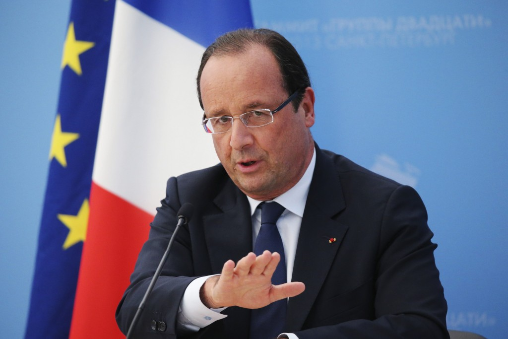 France President Francois Hollande sentences ISIS to death for attacking Paris! Obama, Modi join war on terror!