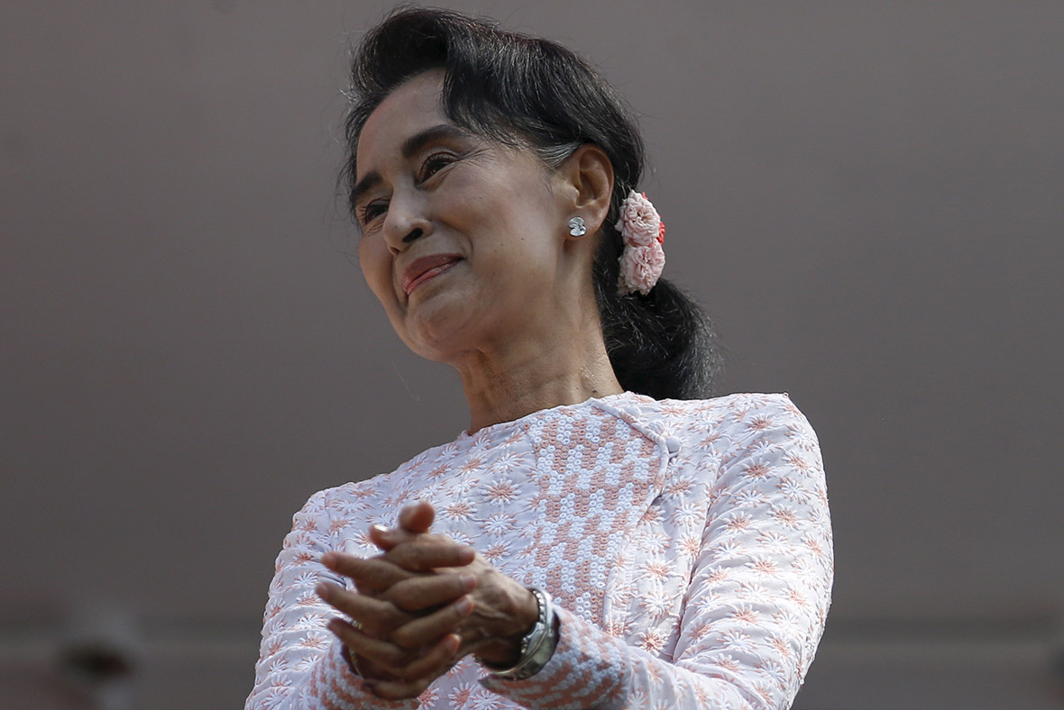 Aung San Suu Kyi weathered the storm for decades, fighting Myanmar's military dictatorship! That's why the victory is that much more sweeter!