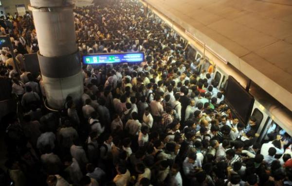 Delhi Metro failure
