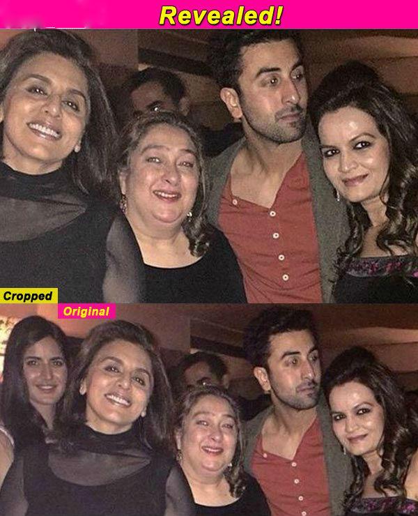 Deepika padukone's ex-bf Family pic