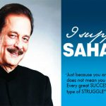 Subrata Roy Sahara's 'Life Mantras' has the potential to help transform people's attitude towards him