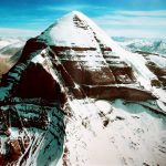 Is Mount Kailash a man-made pyramid?