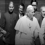 Did the Vatican have a hand in planting Sonia Gandhi in the Gandhi household?