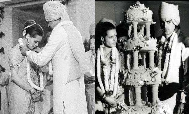 Sonia gandhi and Rajiv Gandhi