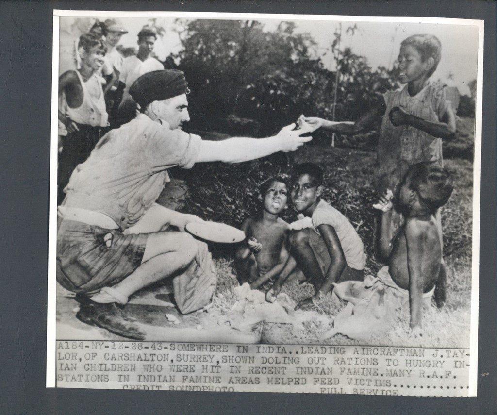 bengal famine1