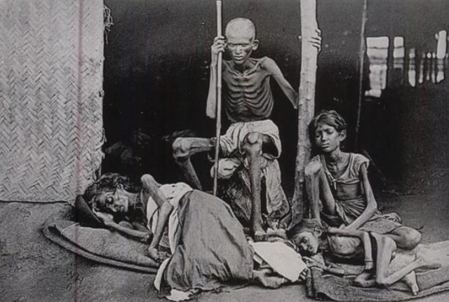 Image result for bengal famine winston churchill