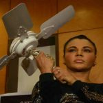 Rakhi Sawant's 'ban on fan' comment is not new. A Vellore college has iron nets over fans to prevent suicides