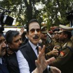 Subrata Roy is out on parole. Hope he sets Sahara group straight