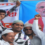 Is Narendra Modi's fandom spreading among India's Muslim community?