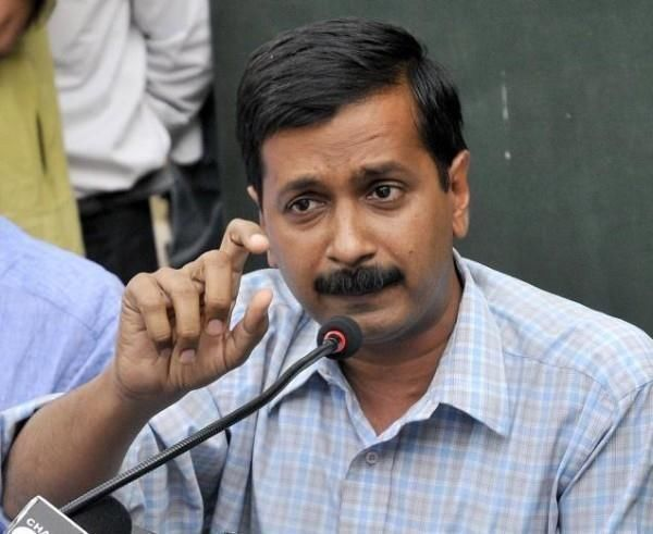 Delhi Chief Minister Arvind Kejriwal accused the NDA government of wasting Rs 1,000 crore towards advertisements for the anniversary celebrations.