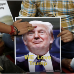 Donald Trump and Hindu Sena have common woes: illegal immigrants and Muslim extremists
