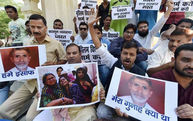 Akhlaq had committed no crime because cow slaughter is illegal in UP, not beef-eating.