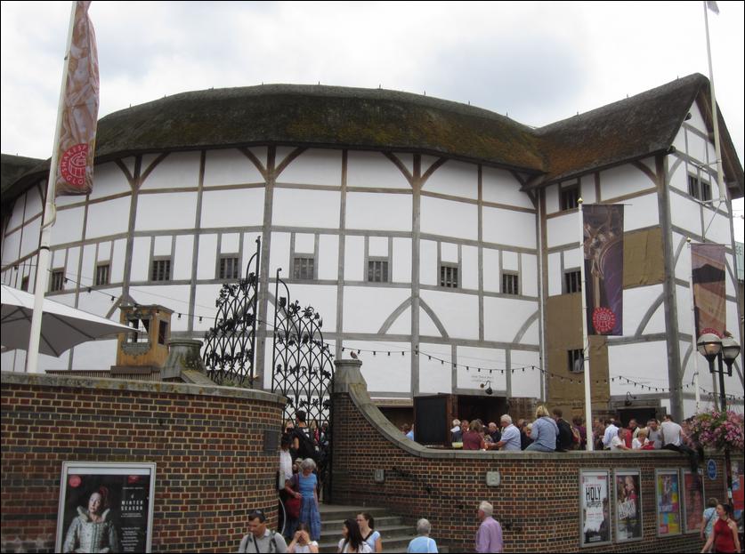 Shakespeare's Globe, Globe Theatre