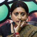 "Let's look at the brighter side. Smriti Irani can teach women in textile industry how ""not to zip it"""