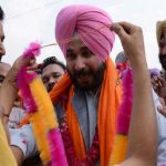 Navjot Singh Sidhu, the future aam aadmi chief minister of Punjab!