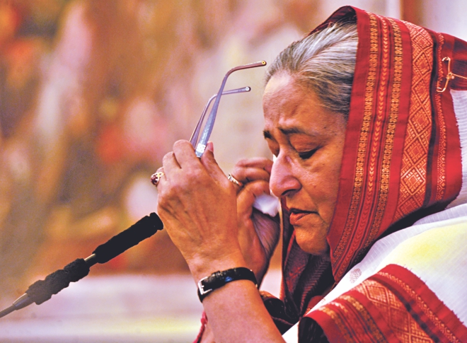 Shiekh Hasina