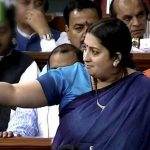 BJP's decision to strip Smriti Irani of HRD ministry a reckless move
