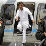 Akhilesh Yadav is displaying nerves of steel. Will he succeed or succumb?