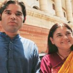 Maneka Gandhi-owned Surya published India's first sex scandal in 1978. Karma pays her back after 38 years!