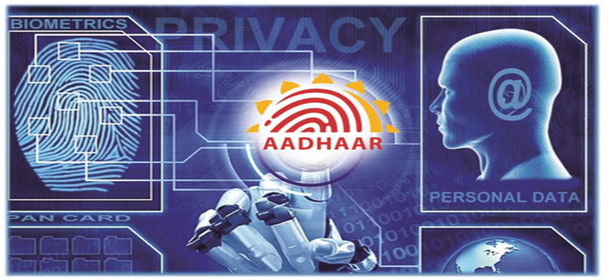 right to privacy and aadhar