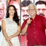 Was uncomfortable doing bold scenes with Om Puri, says Mallika Sherawat