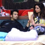 Bigg Boss Halla Bol: OMG ! Did Karishma Tanna and Upen Patel kiss each other ?