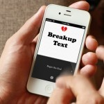 Now, An App to help you manage 'break-ups'