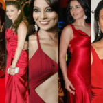 Bold Red and Hot Bollywood Actresses