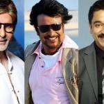 Amitabh Bachchan, Rajinikanth and Kamal Haasan come together for Ilayaraja!