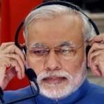 Prime Minister Narender Modi asks students to remain stress free during exams