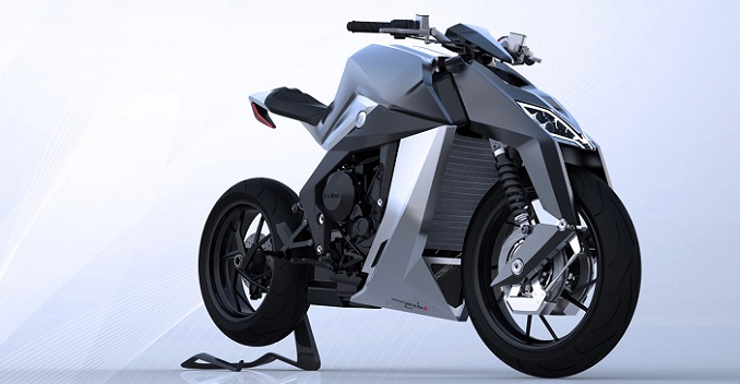 'The Feline One'-Most expensive of all Bikes, Only 50 to be made.