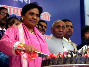 MayawatiBirthday_Reuters