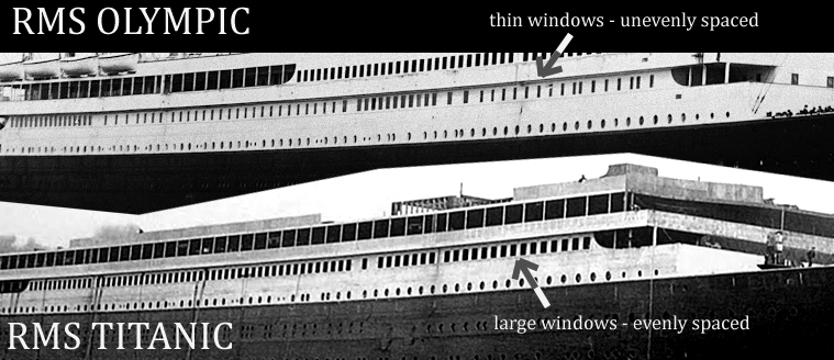 Shocking mystery facts about titanic the ship that was - Difference between port side and starboard ...