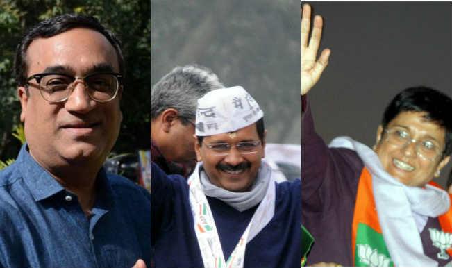 FORGIVE! It is Arvind Kejriwal again.