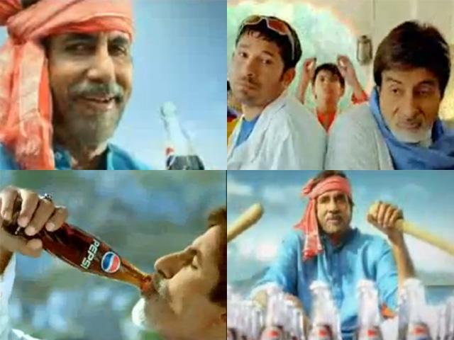 abhishek bacchan, aishwarya amitabh, amitabh bacchan, amitabh bacchan twitter, brand endorsements, cold dring, economic times, jaipur, jaipur girl, maggi, pepsi, pepsi is poison, soft drink, pepsi brand, maggi india, maggi noodles, tv ads