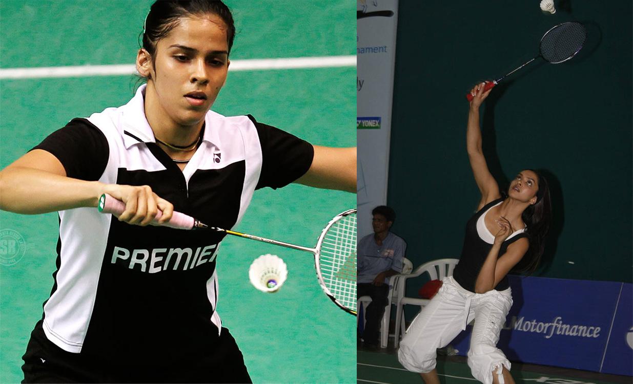 Saina Nehwal slapped Deepika Padukone for Siddharth Malaya