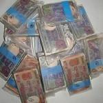 Honey, No Black money for money