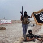 ISIS set oil well on fire, Is a Western power behind the well capturing?