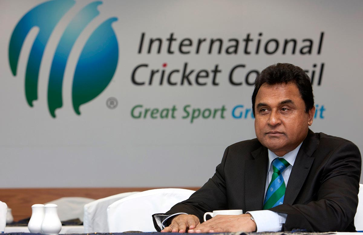 I cannot work with people polluting the cricket- Mustafa Kamal on his resignation from ICC's president