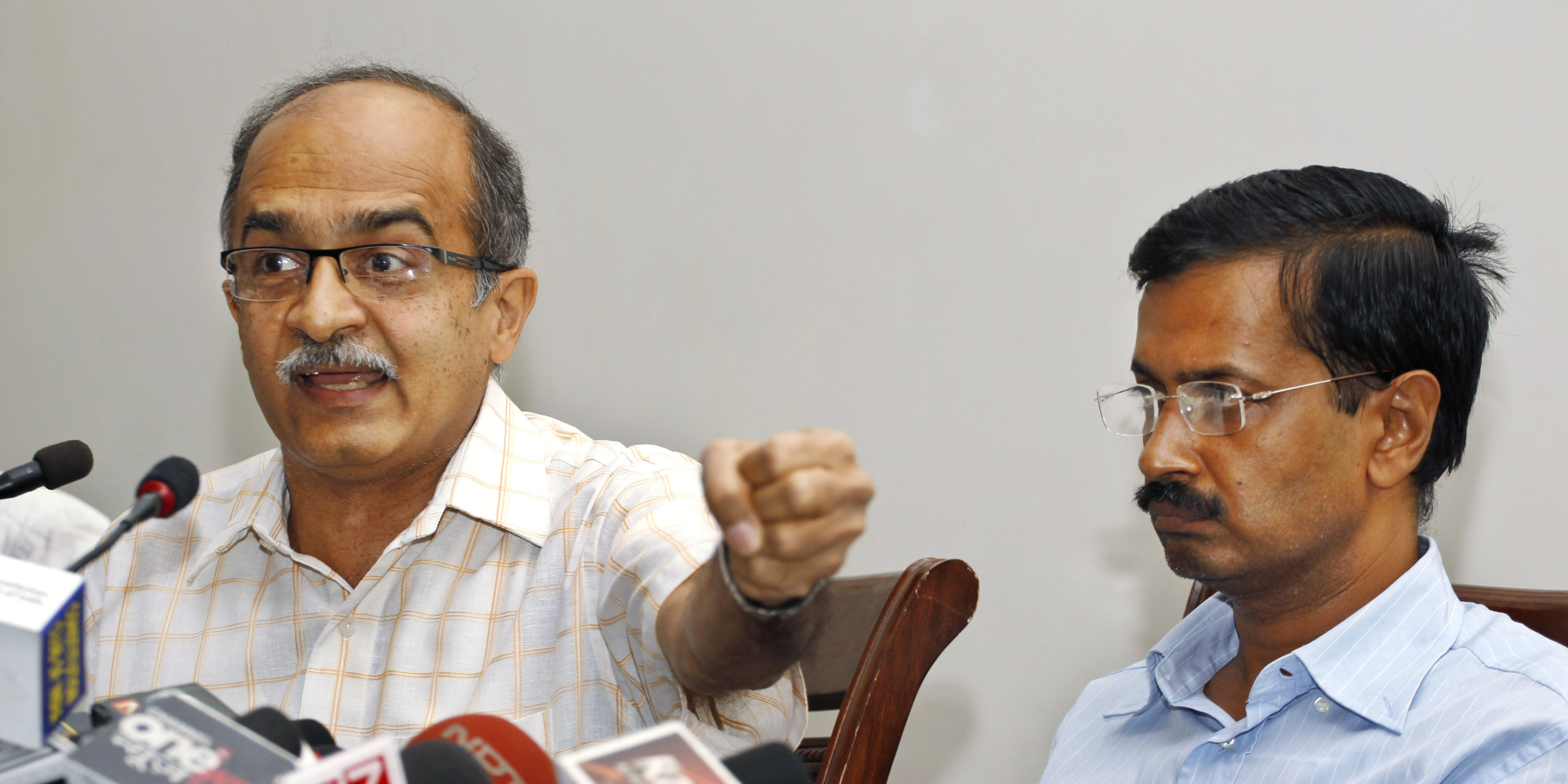 Prashant Bhushan shows Kejriwal the reality in open letter, says history won't forgive Kejriwal