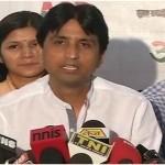 Kumar Vishwas' refusal to deny relationship rumours exposes dirty mindset