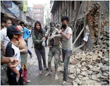 Nepal Earthquake, Yogi Adityanath, India