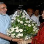 Modi should flash V sign for Jayalalitha