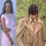 Abandoned by Amitabh, Rekha continues to suffer in silence….