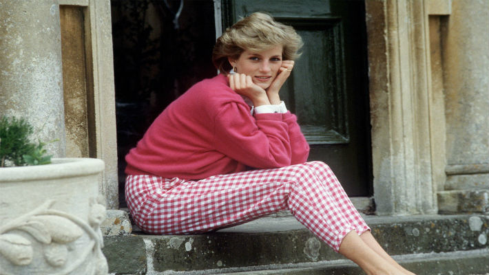 Lady Diana was a global princess, an international role model…she should have kept her love affairs more private!