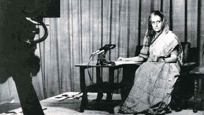 The 'Emergency':  What Indira Gandhi did 40 years ago should never be repeated again!