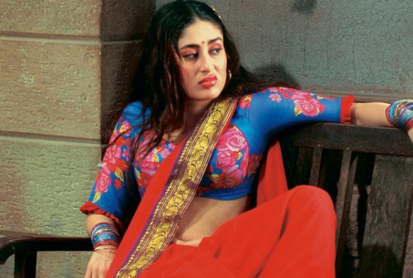 "Kareena Kapoor in movie ""Chameli"""