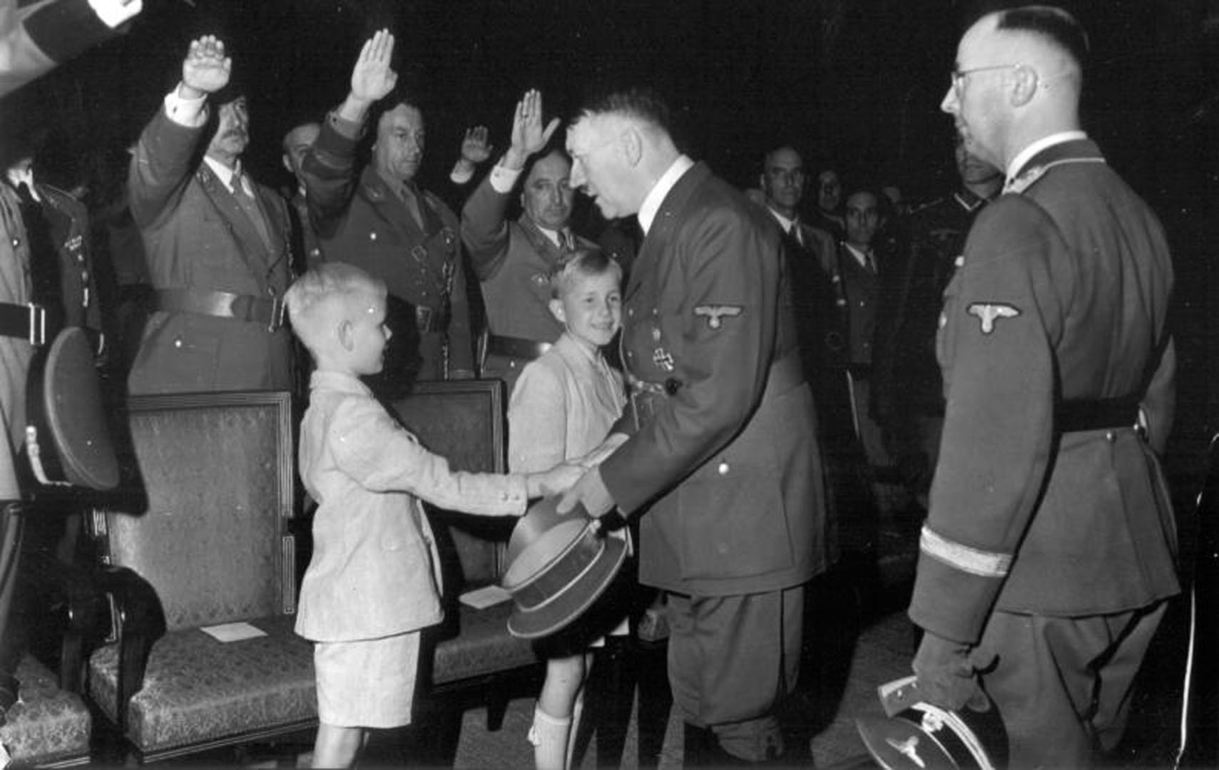 an overview of the work of adolf hitler in germany Speech to reichstag in berlin may 1941 after fifteen years of work i have achieved, as a common german  i am fighting for the work of the lord adolf hitler.
